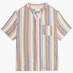 ONIA - Luca Shirt Istanbul Stripe NEW W/ TAGS